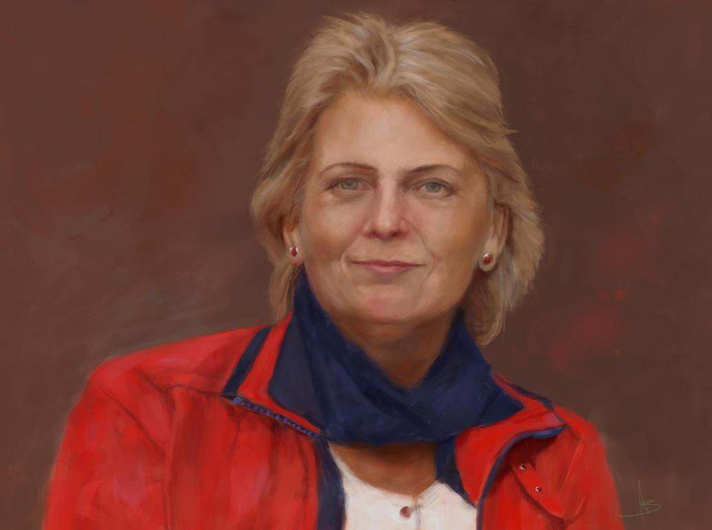 Portrait by crewbar