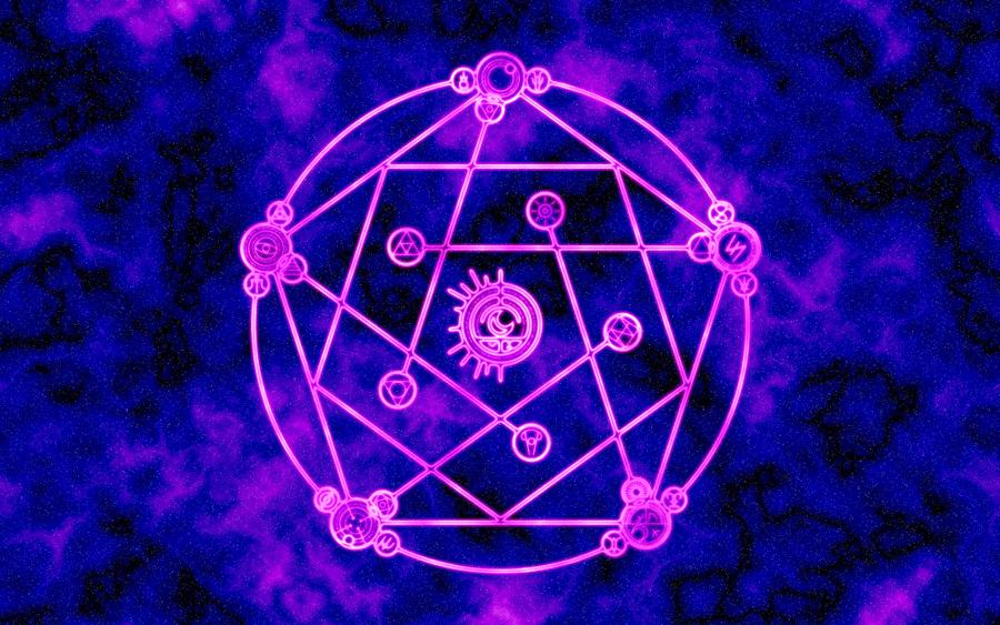 Alkehestric Reversal Circle by Earthstar01