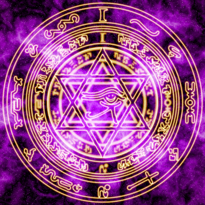 Pentagram by Earthstar01