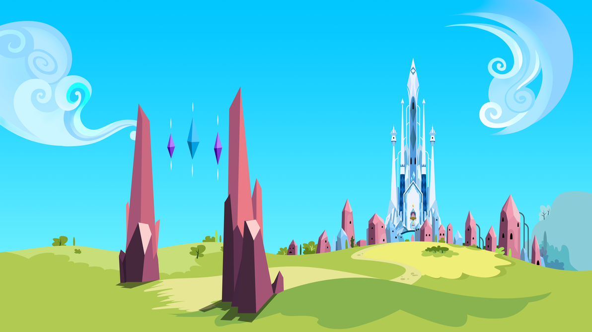 Crystal Empire by Earthstar01