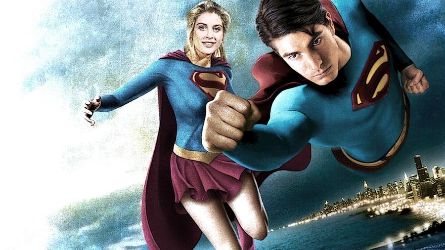 Supergirl Returns by methosivanhoe