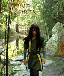 Legend of Korra: Ghazan