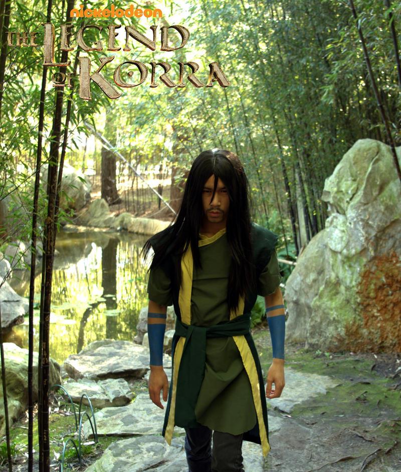 Legend of Korra: Ghazan by RaikouCos