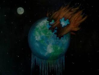 Global Warming by eyleeuhn
