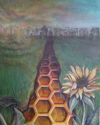 Save the Bees by eyleeuhn