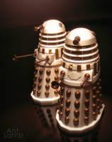Imperial Daleks by AntLamb