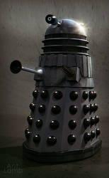 Mk III Travel Machine from 'Genesis of the Daleks'