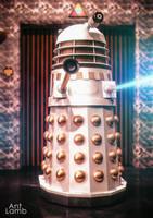 Necros Dalek by AntLamb