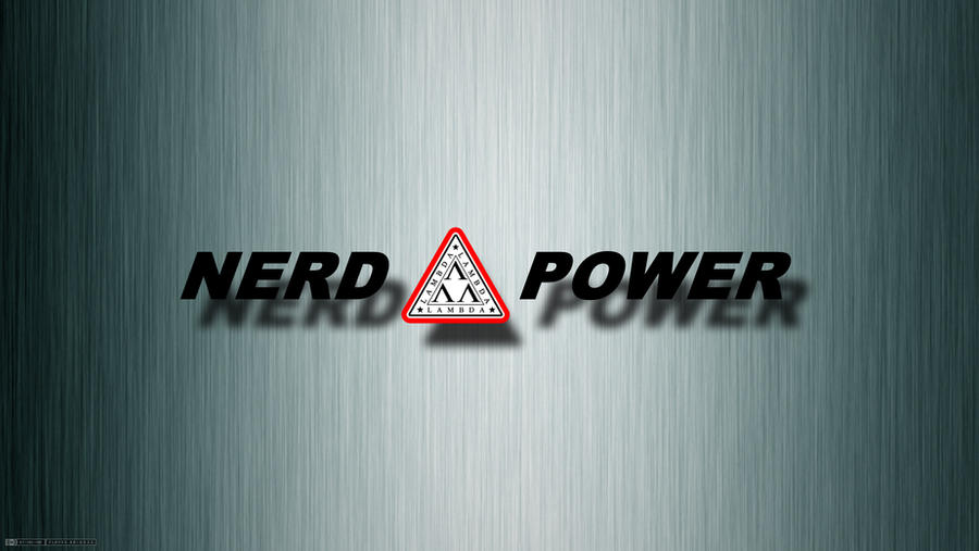 Nerd Power by RamaelK
