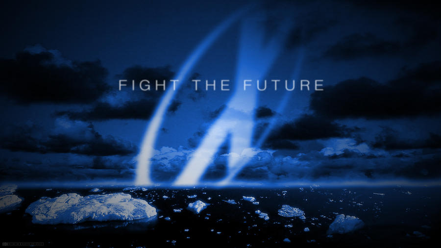 x files   fight the future by ramaelk on deviantart
