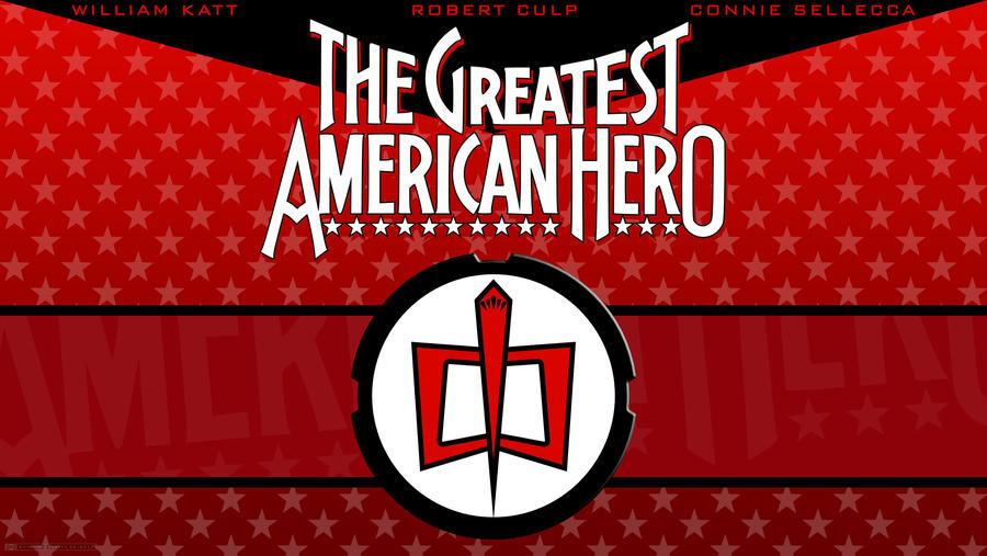 The Greatest American Hero by RamaelK