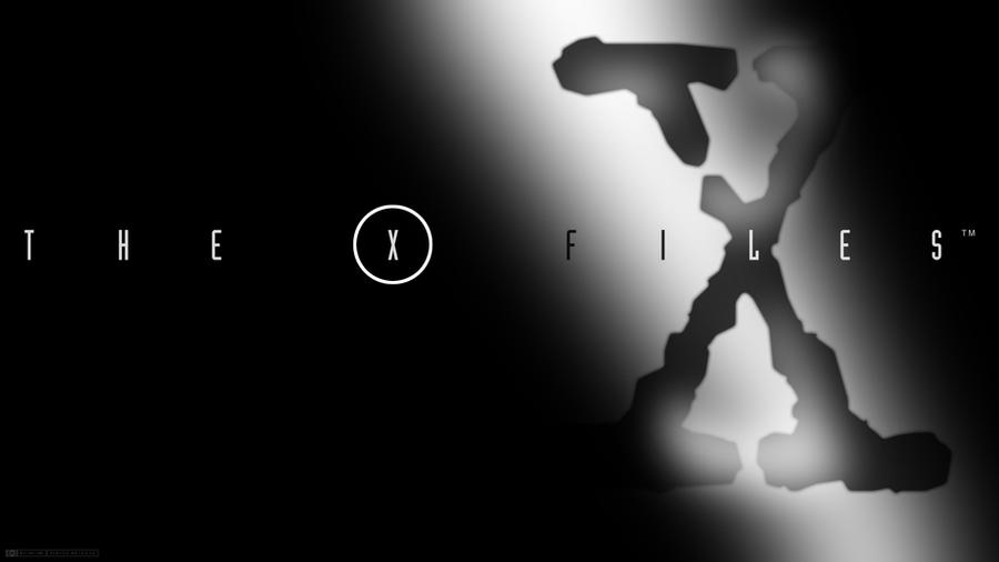 X-Files - Logo by RamaelK  X Files Logo