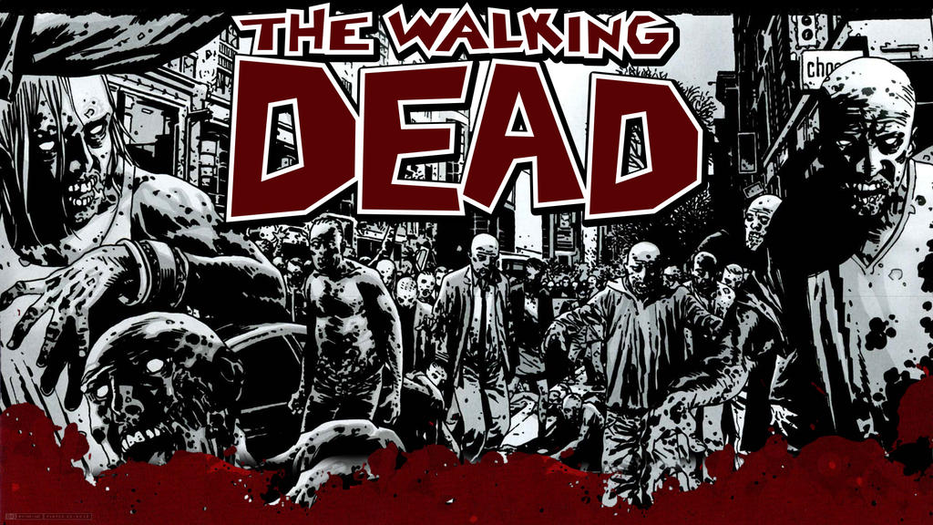 The Walking Dead - Cap 78 by RamaelK