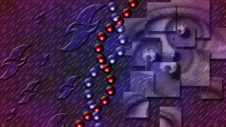 DNA Logo by RamaelK