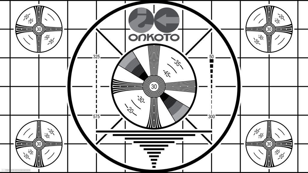 Onkoto Test Pattern by RamaelK