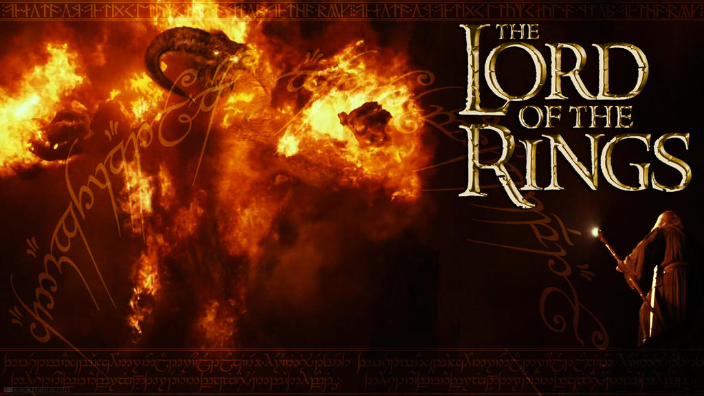 The Lord of the Rings - The Fellowship of the Ring by ...