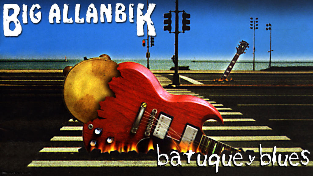 Big Allanbik - Batuque y Blues by RamaelK