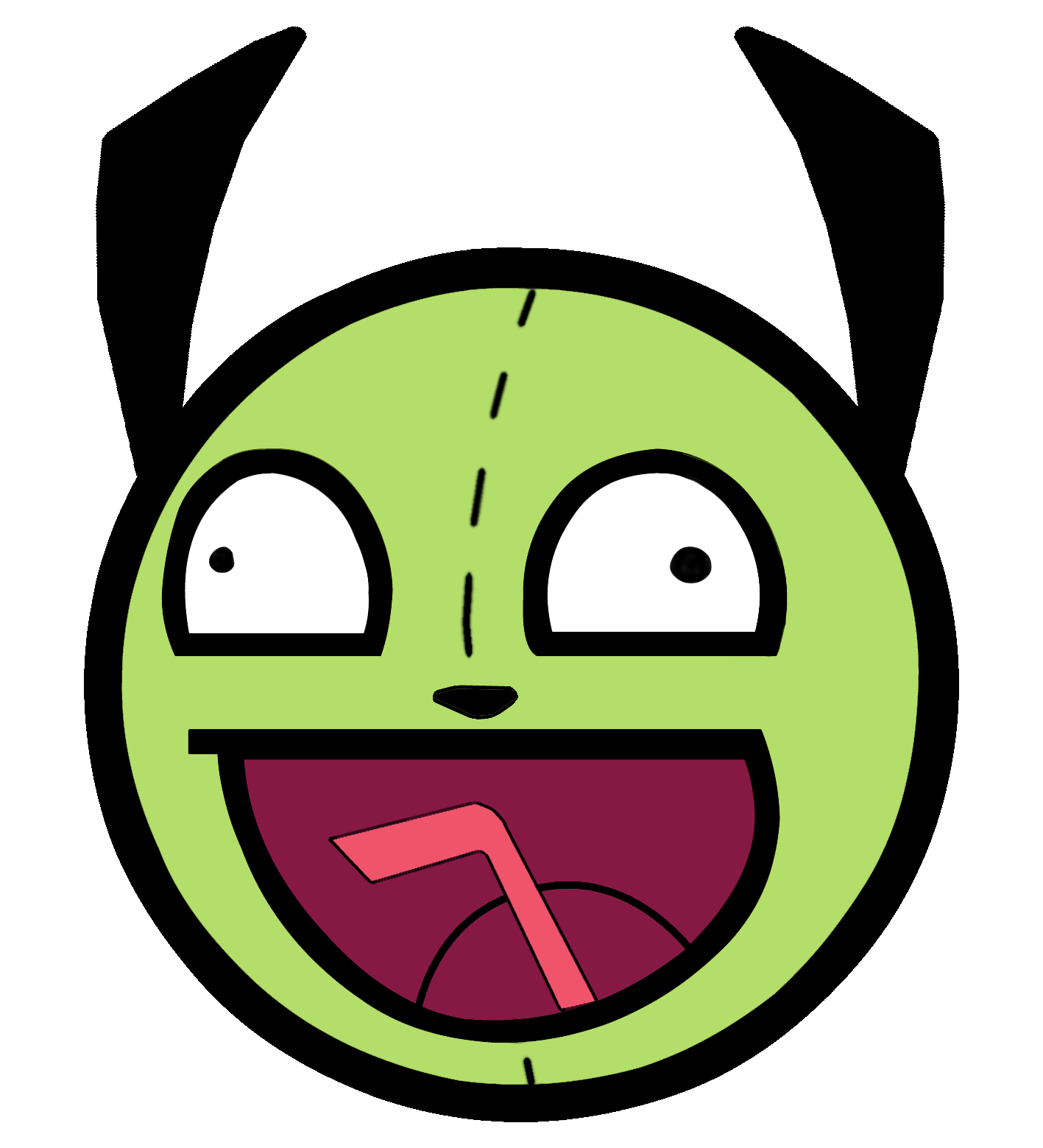 Gir awesome face by riroque on deviantart gir awesome face by riroque gir awesome face by riroque voltagebd Image collections