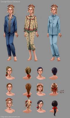 Elaine Delahunt Concept