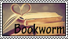 Bookworm by smol-kittten