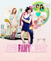 181113 Take Fany's Heart Poster by BiYoonaddict