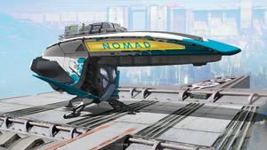 Nomad Ship Demo
