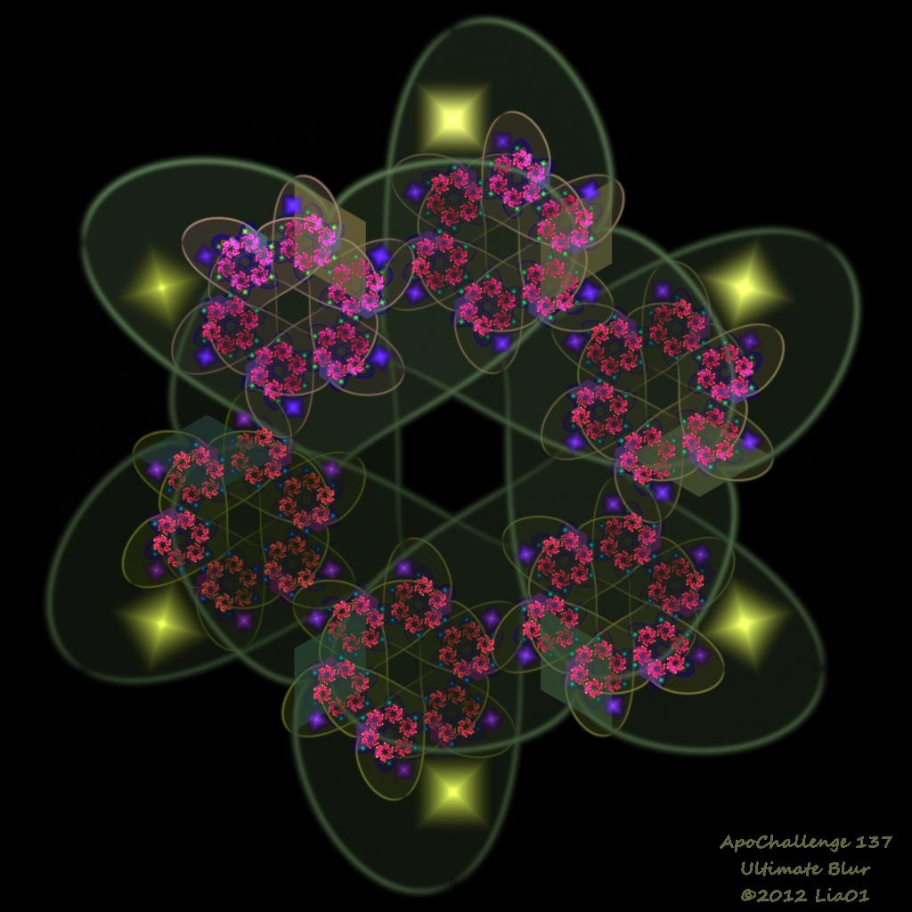 Ultimate Blur ApoChallenge 137 by GraphicLia