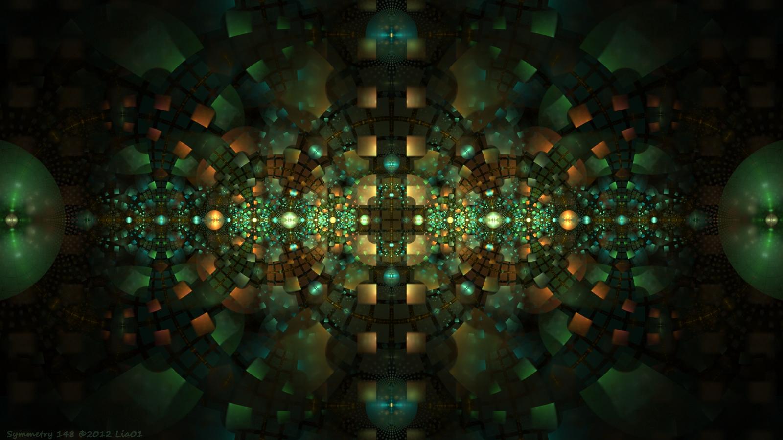 Symmetry 148 by GraphicLia