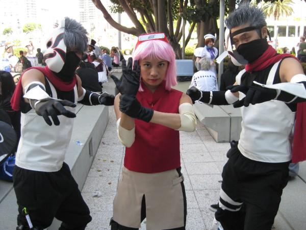 Sasuke Uchiha Cosplay (Anbu) by Yunminko on DeviantArt