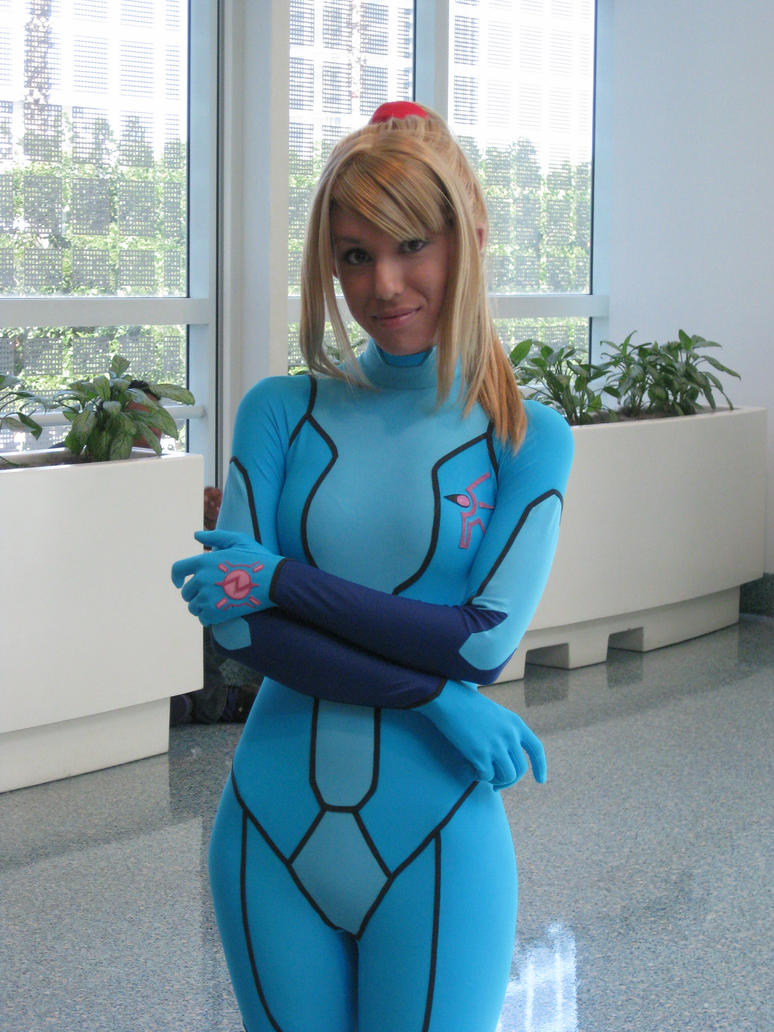 AX 2010: Zero Suit by ShipperTrish