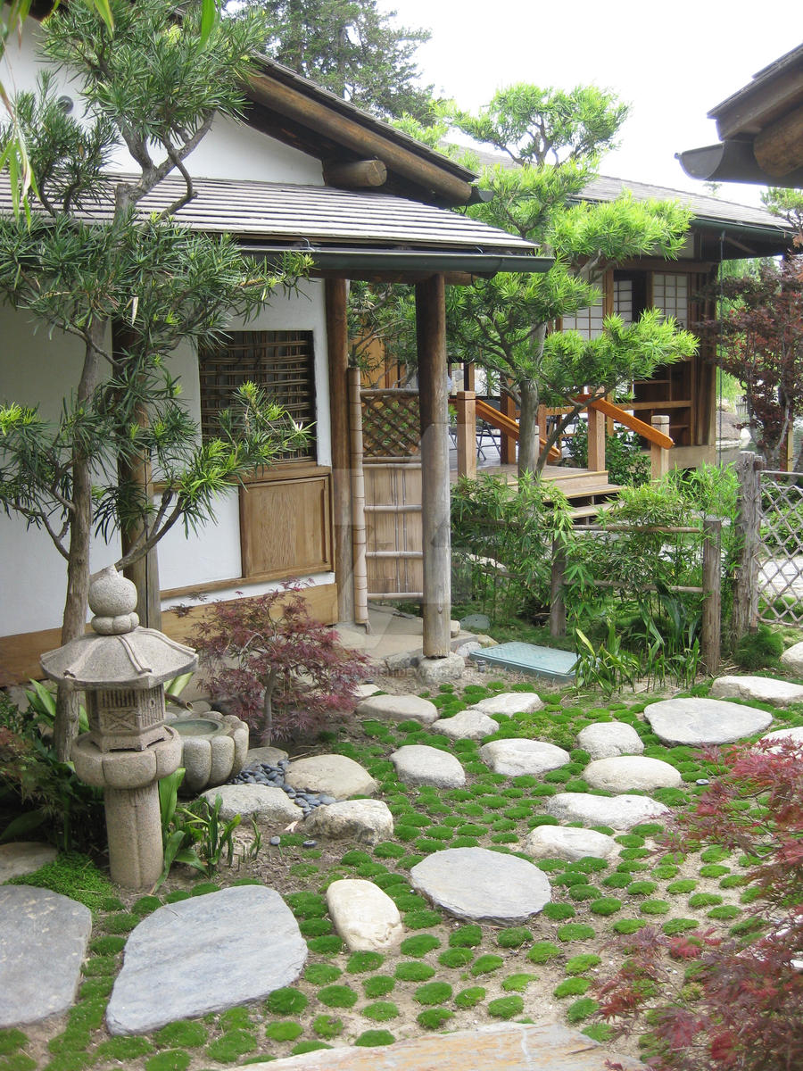 Japanese Garden Front Yard By ShipperTrish Japanese Garden Front Yard By  ShipperTrish