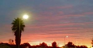 California Sunset by ShipperTrish