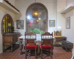 Spanish Dining Room