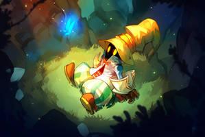 Vivi, the cursed traveler by ArtofVliir