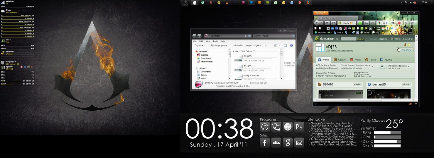 Screenshot 16-04-2011 by Dj23