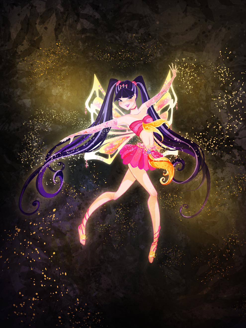 Musa Enchantix by Caentris