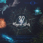 30 Magical Effects Download - Pack 01
