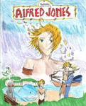 Pocahontas : Alfred F. Jones : Hetalia Crossover