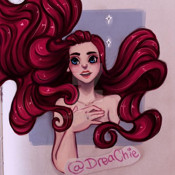 Cherry (+Speedpaint!) by Dreachie