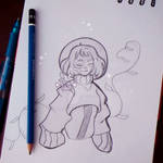 Sylvia Sketch