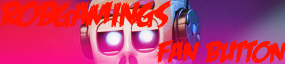 |GIFTS|Robgamings Fan Button| by TheFoxGamerOfficial2
