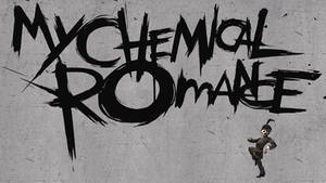 My Chemical Romance WP2 by brian502