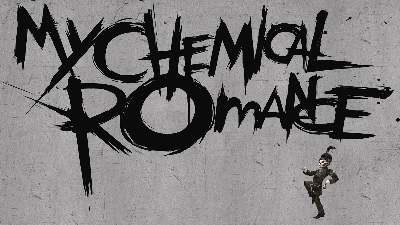 my chemical romance wallpaper black parade