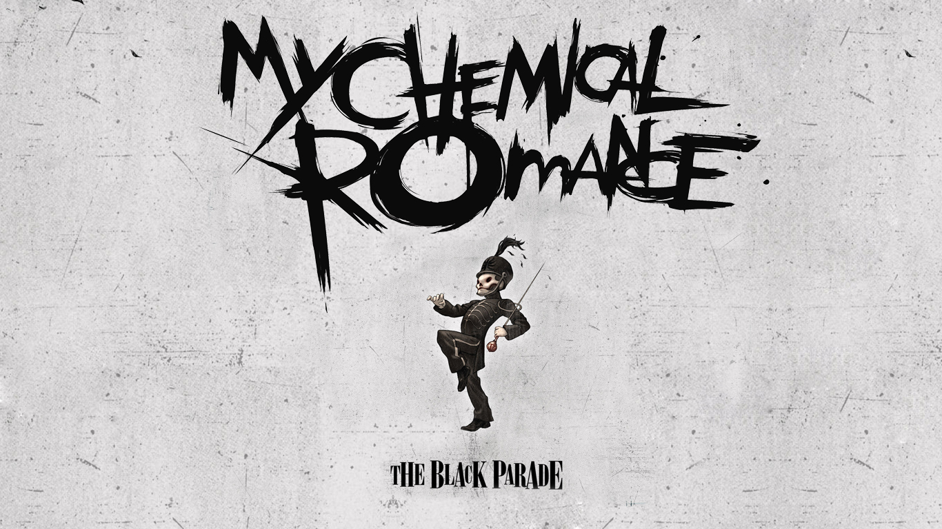 My Chemical Romance WP1 by brian502
