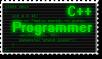 C++ Programmer Stamp