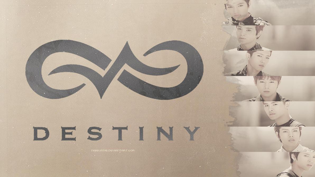 INFINITE Destiny Wallpaper by naiieUnnie on DeviantArt