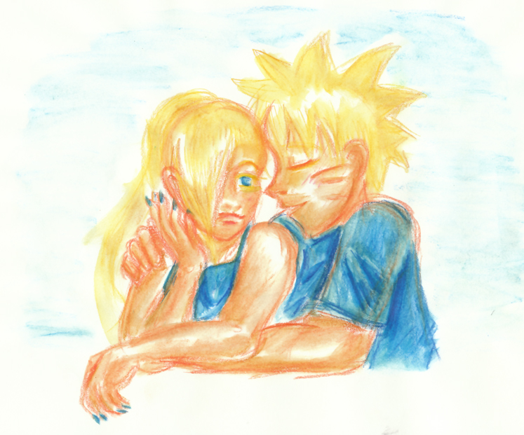 NaruIno: You Belong With Me by Labbess