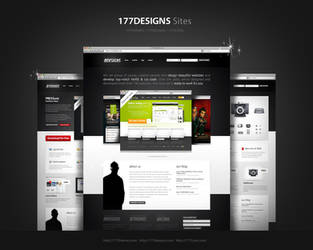 177DESIGNS Sites by kac2or