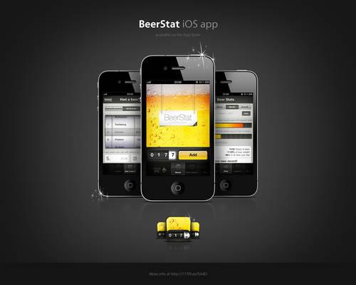 BeerStat iOS app