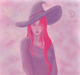Three colored Witch !!